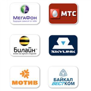 Операторы сотовой связи Шовгеновского