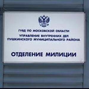 Отделения полиции Шовгеновского
