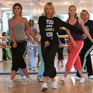 Школы танцев Шовгеновского
