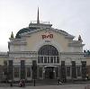 Железнодорожные вокзалы в Шовгеновском